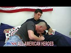 Staff Sergeant John & Firefighter Maddock