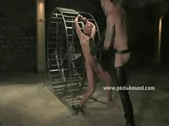 Strong Hard Gay Pervert Bondage Sex