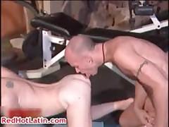 Will West, Brian Austin And Rick Leon Gay Porno Manage A Trios 1 RedHotLatin