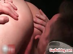 Dominic Travis And Micheal Davenport Queer Rimjob 11 By Gaybulldog