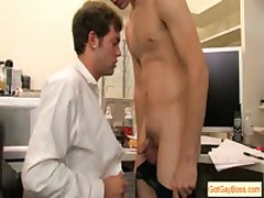 Kelan Carr Having Hard Core Queer Crazy With His Boss 2 By GotGayBoss