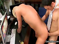 Austin Lucas Gets Jizzster Sucked Hard And Long 4 By GotGayBoss
