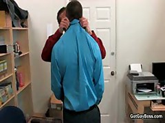 Wesley Marks And Ryan Conners Gay Anal Fucking POV 6 By GotGayBoss