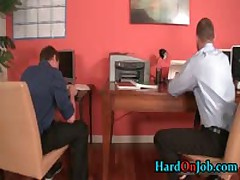 Drew And Jayden Having Some Gay Fucking Fun In The Office 1 By HardOnJob