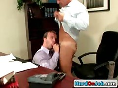Dick Sucking Off Action In The Work 5 By HardOnJob