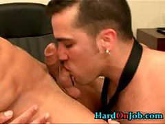 Two Studs Fucking In The Work 2 By HardOnJob