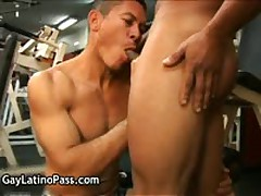 Arnold And Luke Spanish Queer Screw And Blowjob Penetrator Three By GayLatinoPass