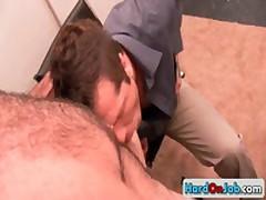 Berke Parker Fucking And Sucking Cock 5 By HardOnJob