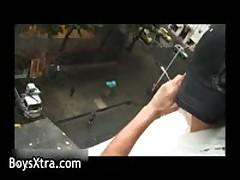 Boy Getting His Small Anus Hammered By Ebony Bro 2 By BoysXtra