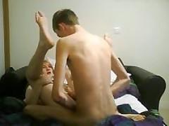 Boyfriends Anal Sex