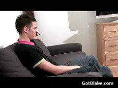 Amazing Kensi Jerking His Stiff Gay Jizzster 1 By GotBlake