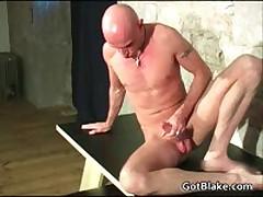 Cute Leon Wanking His Stiff Gay Jizzster 2 By GotBlake