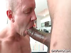 Guy Gets Anus Beefed By Enormous Negro Guy 21 By Getspainful