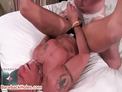 Jake Wetmore And Tom Trojan Hard Core Assfucking 5 By Barebackholes