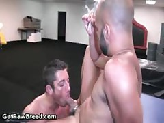 Igor Lucas And Zac Zaven Extreme Homosexual Hard Core Making Out On Rubbing Bed 8 By GetRawBreed
