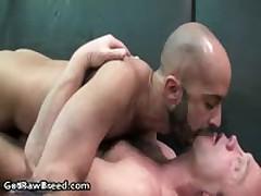 Igor Lucas And Chris Khol Closup Homosexual Butt Fuck Screw 1 By GetRawBreed