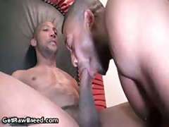 Buster Sly And Kamrun Dark Homosexual Thugs Hard Core Homosexual Making Out Three By GetRawBreed