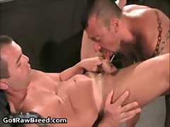 Andre Barclay And Dominik Rider Extremly Hard Butt Sex Screw Free Gay Porno 1 By GetRawBreed