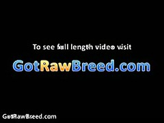 Kamrun And Travis Turner In Horny Gay Porn Fucking And Sucking 17 By GetRawBreed