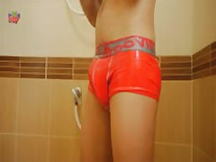Amazing Hot Shower