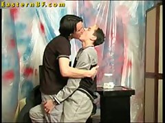 Luis And Blave In Great Sucking Off Making Out Action 19 By EasternBF