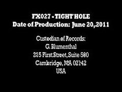 Tight Hole Raw