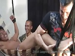Slung Up And Tickled