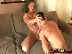 Married Guy Having Hard Core Gay Porn Without The Wife 20 By MarriedBF