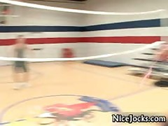 Sexy Jocks Screw And Blowjob Gay Hardon 10 By NiceJocks