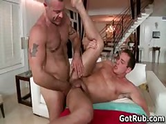 Bro Getting His Tight Little Pretty Arse Massaged 7 By GotRub