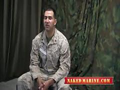 Str8 Uncut Latino Marine