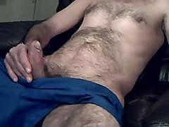 My Stiff Cock:)