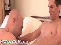 Collin O'Neal And Sebastian Del Monte Free Gay Porn Screw 2 By GayCockWorld