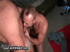 Collin O'Neal And Jan Van Anus Exciting Homo Hard Core Iron 2 By GayCockWorld