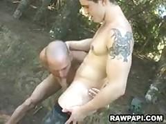 Sexy Latinos Anal Fucking