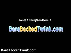 Ricky Garcia, Joy Brooks And Luke Fox Hardcore Gay Treesome Sex 1 By BarebackedTwink