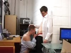 Office Bareback