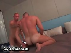 Vin Coste And Jorge Ballantinos Free Gay Porno Three By GayCockWorld