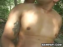 Cock Sucking With Nasty Facial Cumshots