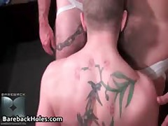 Horny Homo Bare Anal Sex Making Out And Hardon Sucking Iron 21 By BarebackHoles