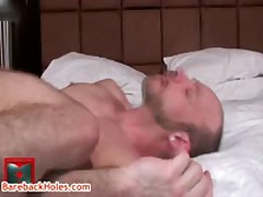 Andre Gets His Amazing Anus Rimmed By Brandon 8 By Barebackholes