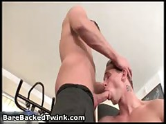 David Begua And Lucky Taylor Hoffman Gay Fucking And Sucking 2 By BarebackedTwink