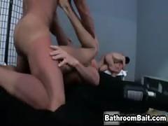 Gay Sex Orgy In Public Bathroom Free Videos 1 By BathroomBait