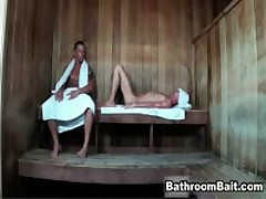 Suck And Fuck Free Gay Sex Groupsex In Outdoor Toilet 3 By BathroomBait