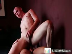 Travis Irons Getting Fucked Nice And Deep Gay Videos 3 By BathroomBait