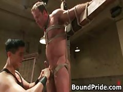 Amazing Insane Bondage Homo Hard Core 5 By BoundPride