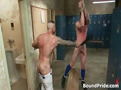 Nick And Blake In Sexy Extreme Queer Fetish Bdsm Fetish Clip 7 By BoundPride