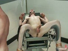 Nick Gets Tools Inserted Into His Gay BSDM Ass 1 By BoundPride