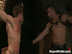 Spencer Philip In Very Extreme Homosexual Bdsm Action Three By BoundPride