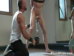 Josh Gets Bound And Ass Slapped Gay BDSM Clip 4 By BoundPride